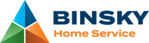 Binsky Home Services Logo