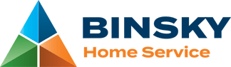 Binsky Home Services Logo