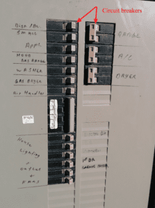 furnace circuit breaker