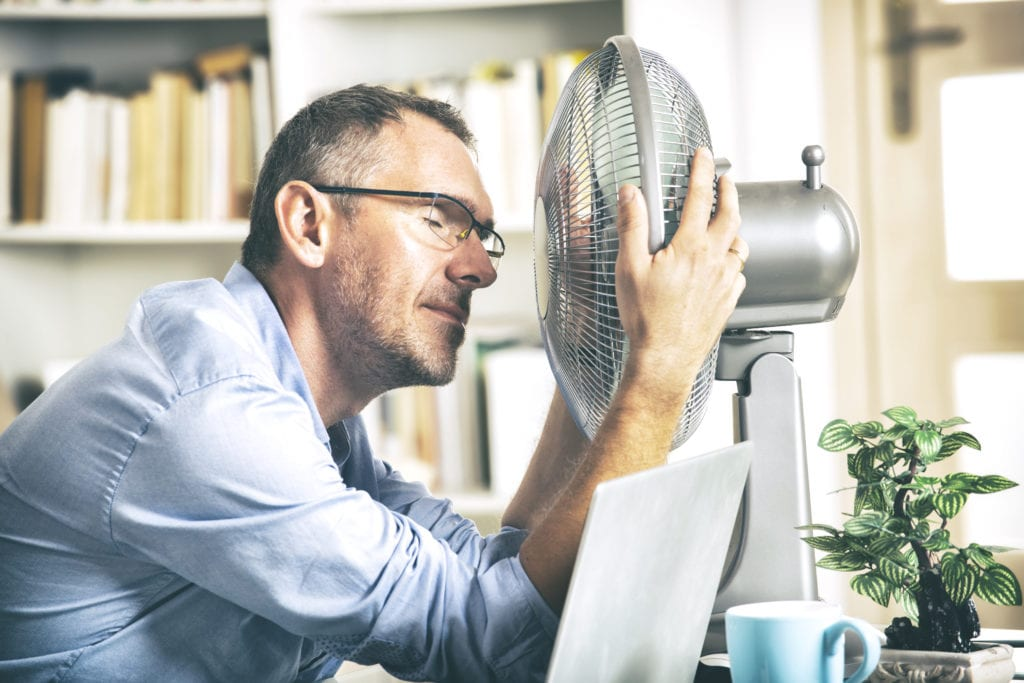 Binsky Home Services cooling down